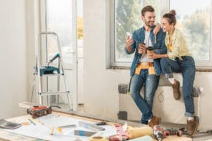 Home improvements and overcapitalisation